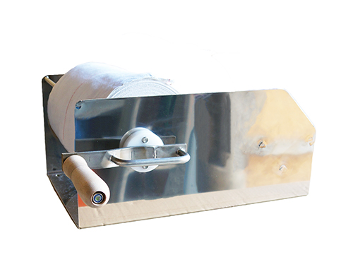 Enrouleur de bobine essuie mains